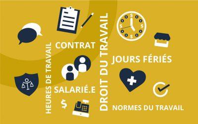 Recours : plainte pour changement de statut de salarié
